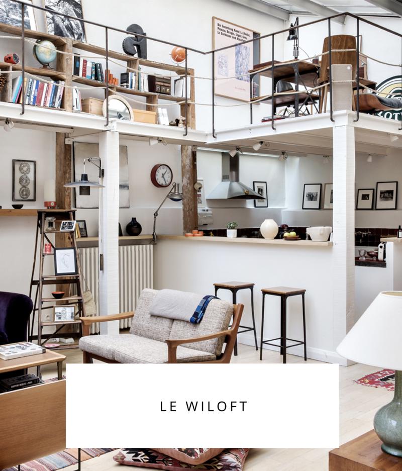 wiloft galerie d'art à Paris