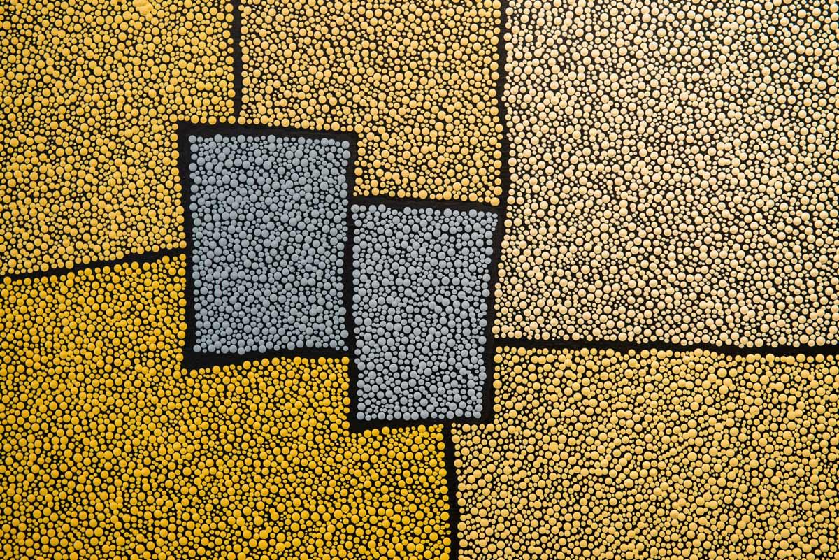 pop up rue du pont louis philippe - détails tableau marjolaine de la chapelle