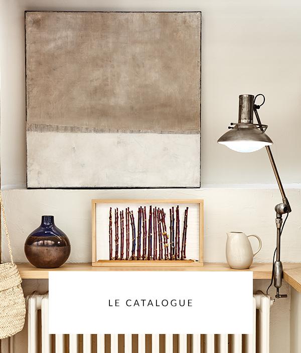 Le Catalogue - Entree