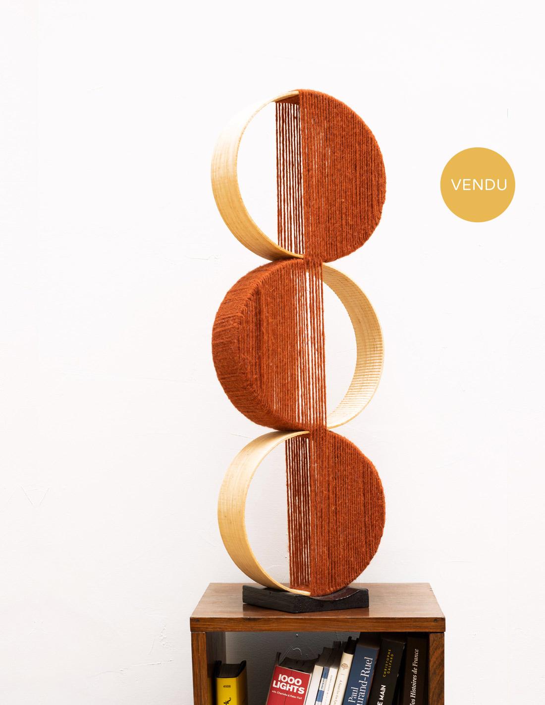 Vanska Seasons - Trio de Loops Brique Insitu Vendu