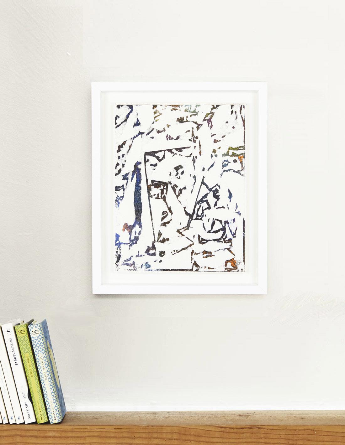 Laurent Karagueuzian - oeuvre sur papier