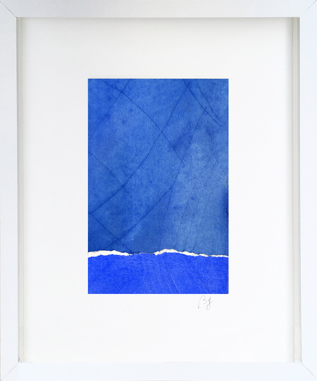 Oeuvre sur papier - Bernard Gortais - Continuum 83