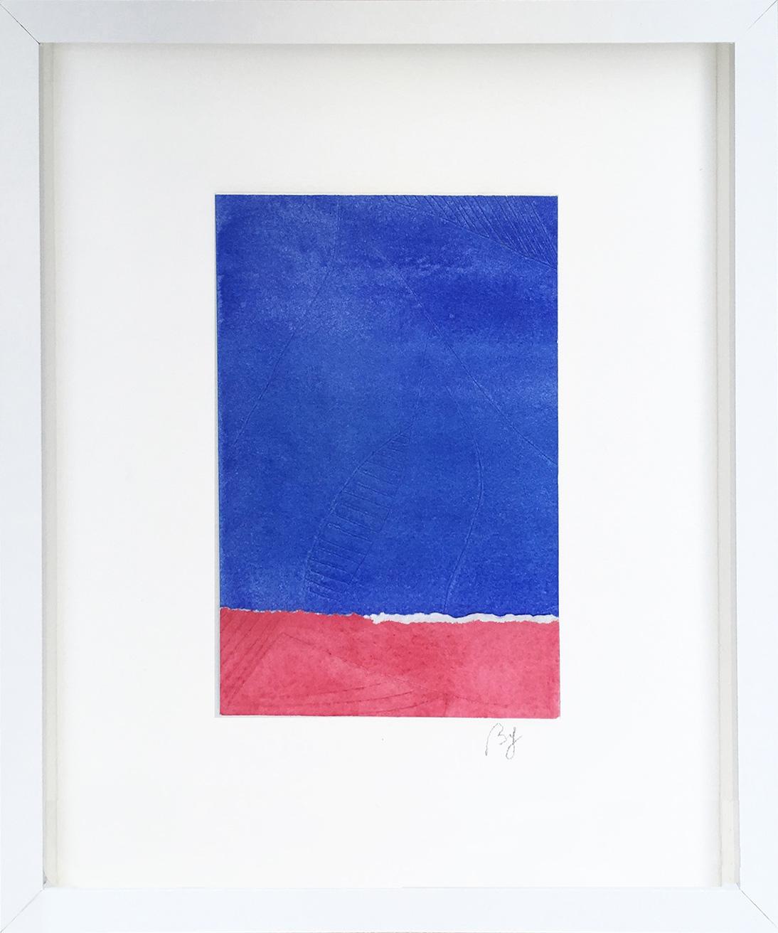 Oeuvre sur papier - Bernard Gortais - Continuum 84