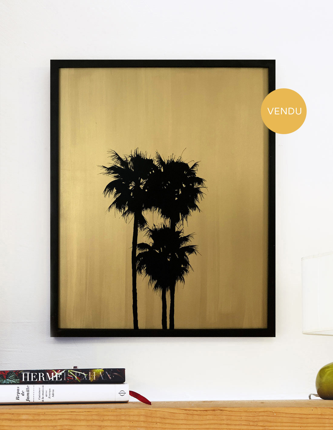 Huvert Jouzeau - Moyen Palmtree
