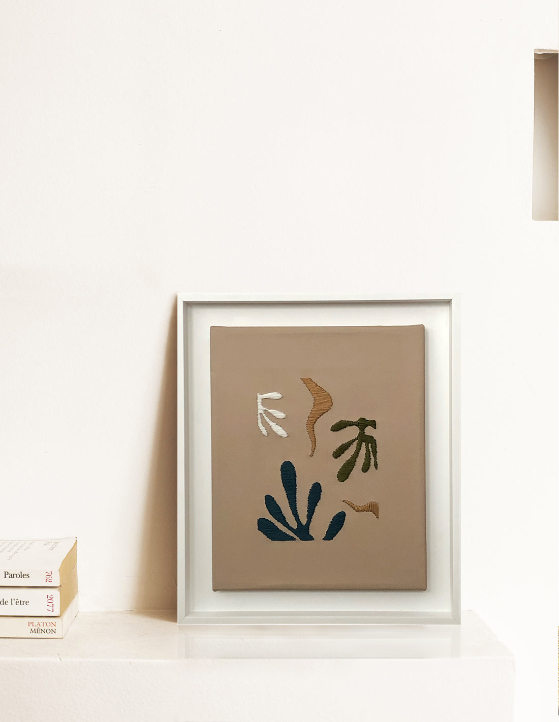 Hommage à Matisse II Kanica