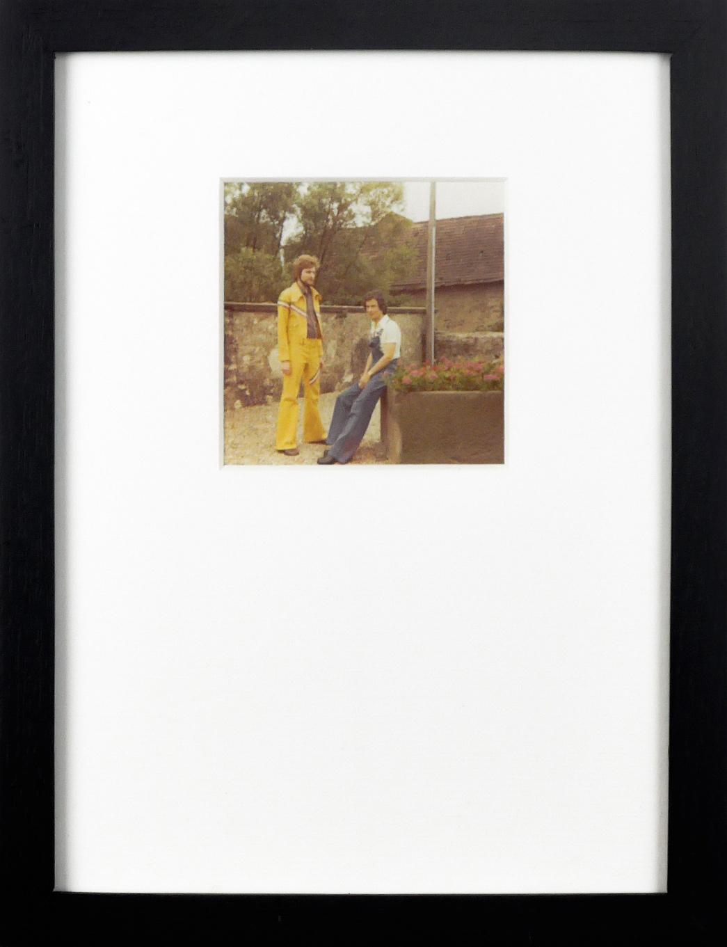 Lumière des roses - Photographie - Seventies