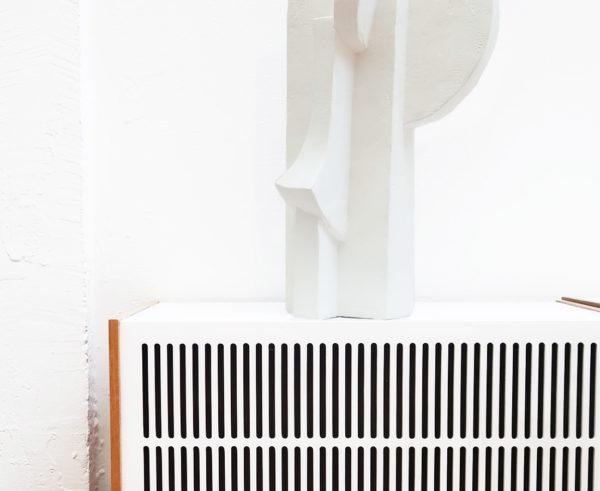 Patricia Zieseniss - Ami (blanc)