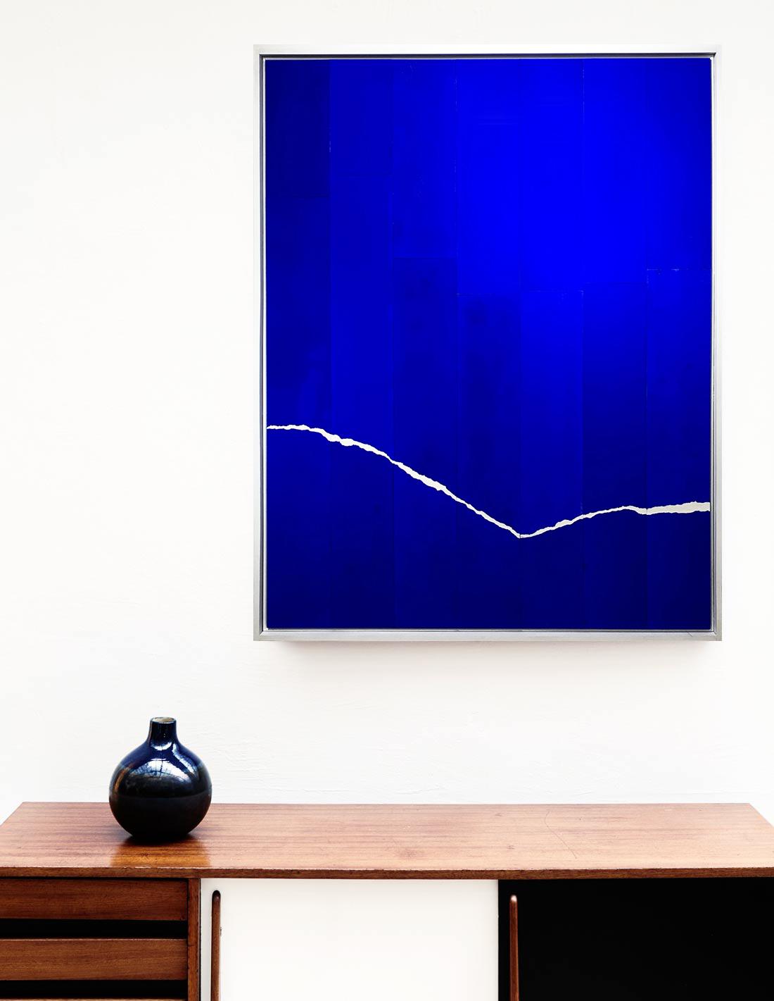 Bernard Gortais - Oeuvre sur papier - Continuum 2