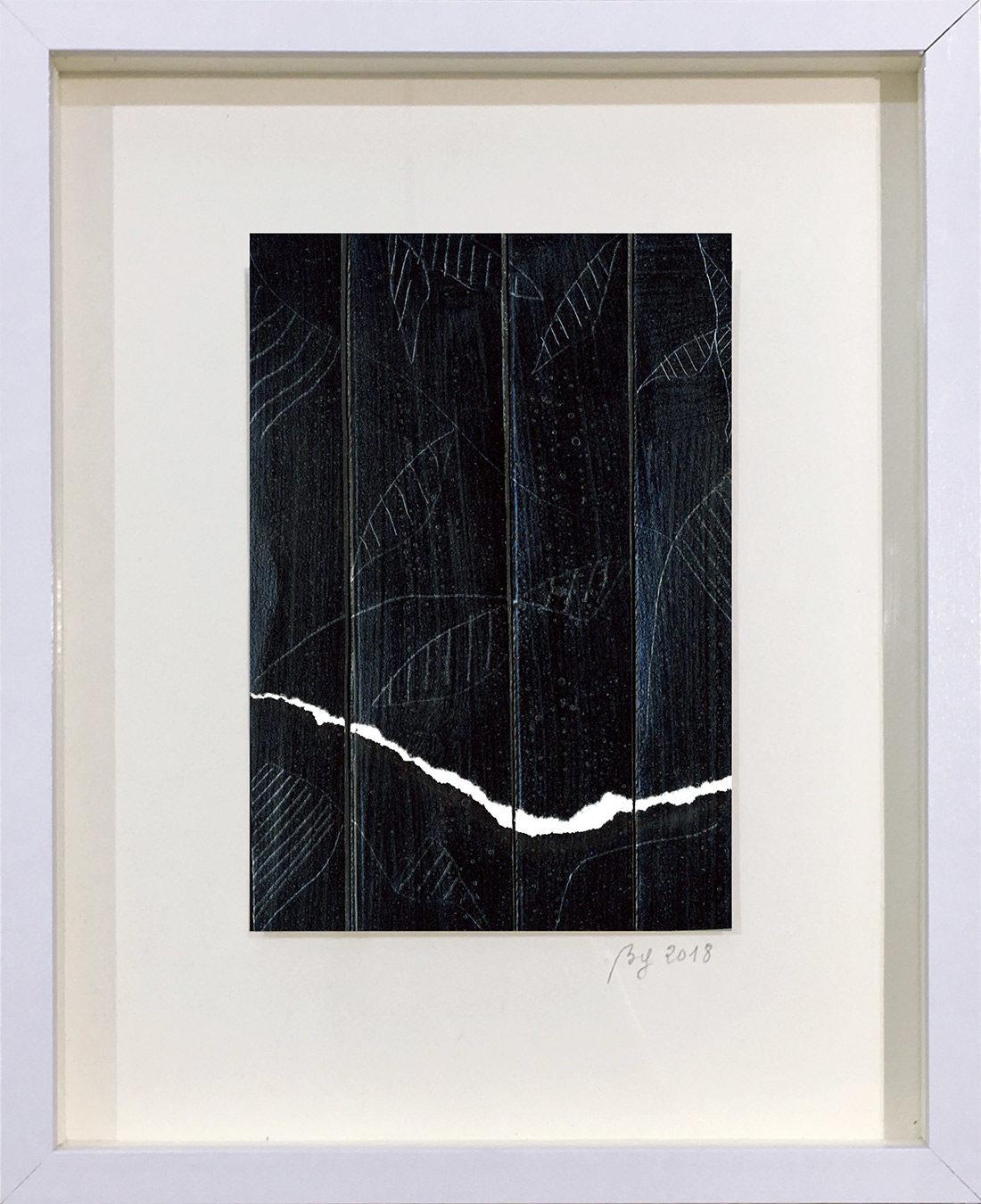 Bernard Gortais - Oeuvre sur papier - Continuum 141