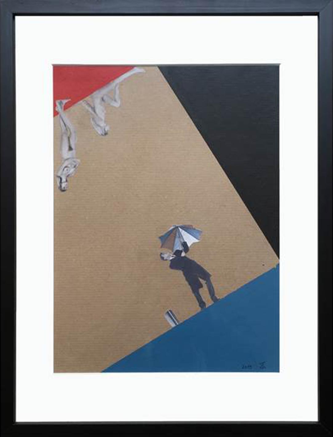 Emma Iks - Gravure - Rainy day