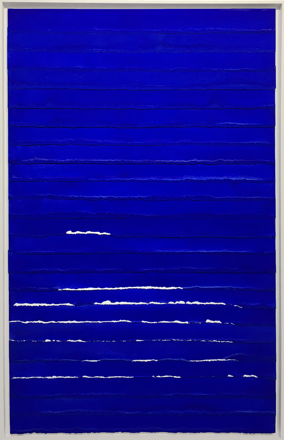 Bernard Gortais - Oeuvre sur papier - Continuum 136