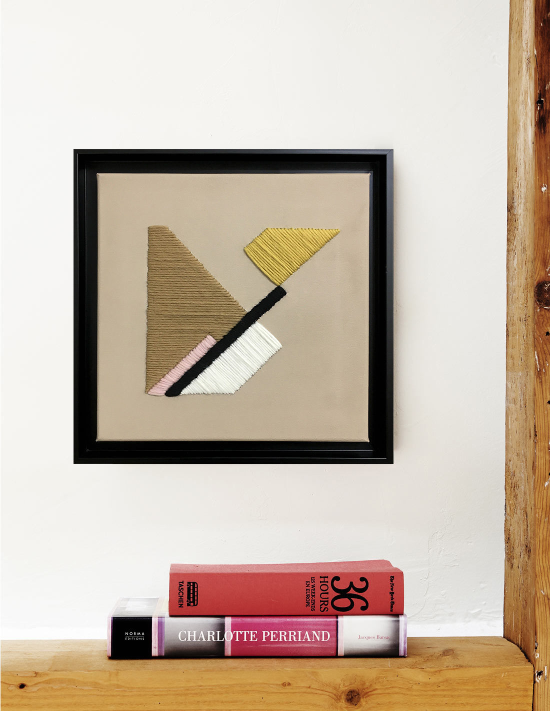Kanica - Tableau - Graphic Beige