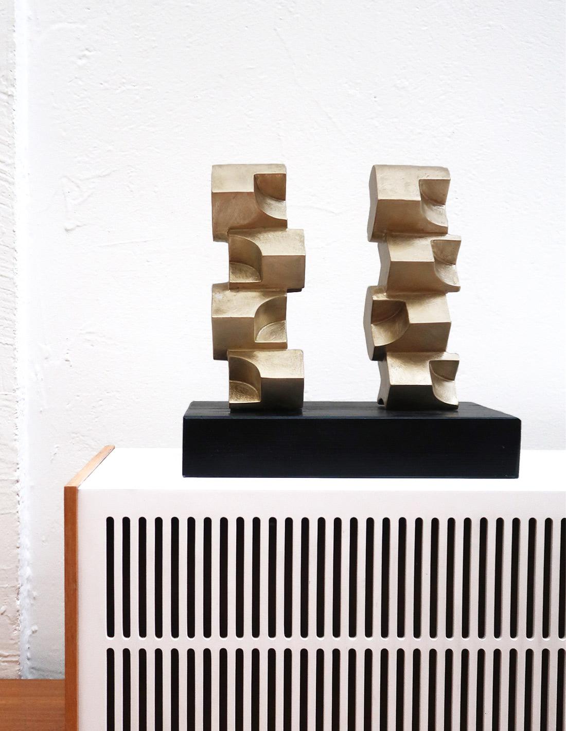 Lucia Volentieri - Sculpture - Due moduli
