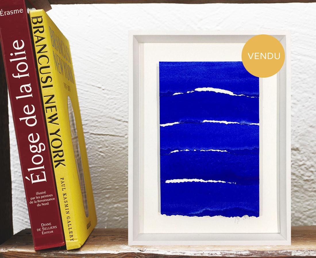 Bernard Gortais - Oeuvre sur papier - Continuum 146