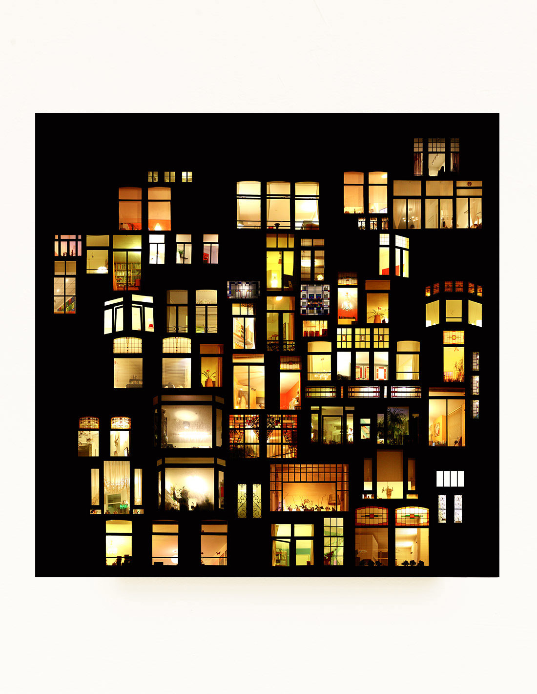 Anne- Laure Maison - Photomontage - Amsterdam