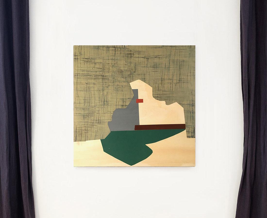 Pascaline Sauzay - Peinture - Peinture imaginaire 1