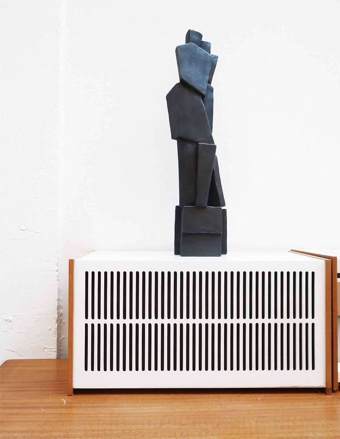 Patricia Zieseniss - Sculpture - Le Couple