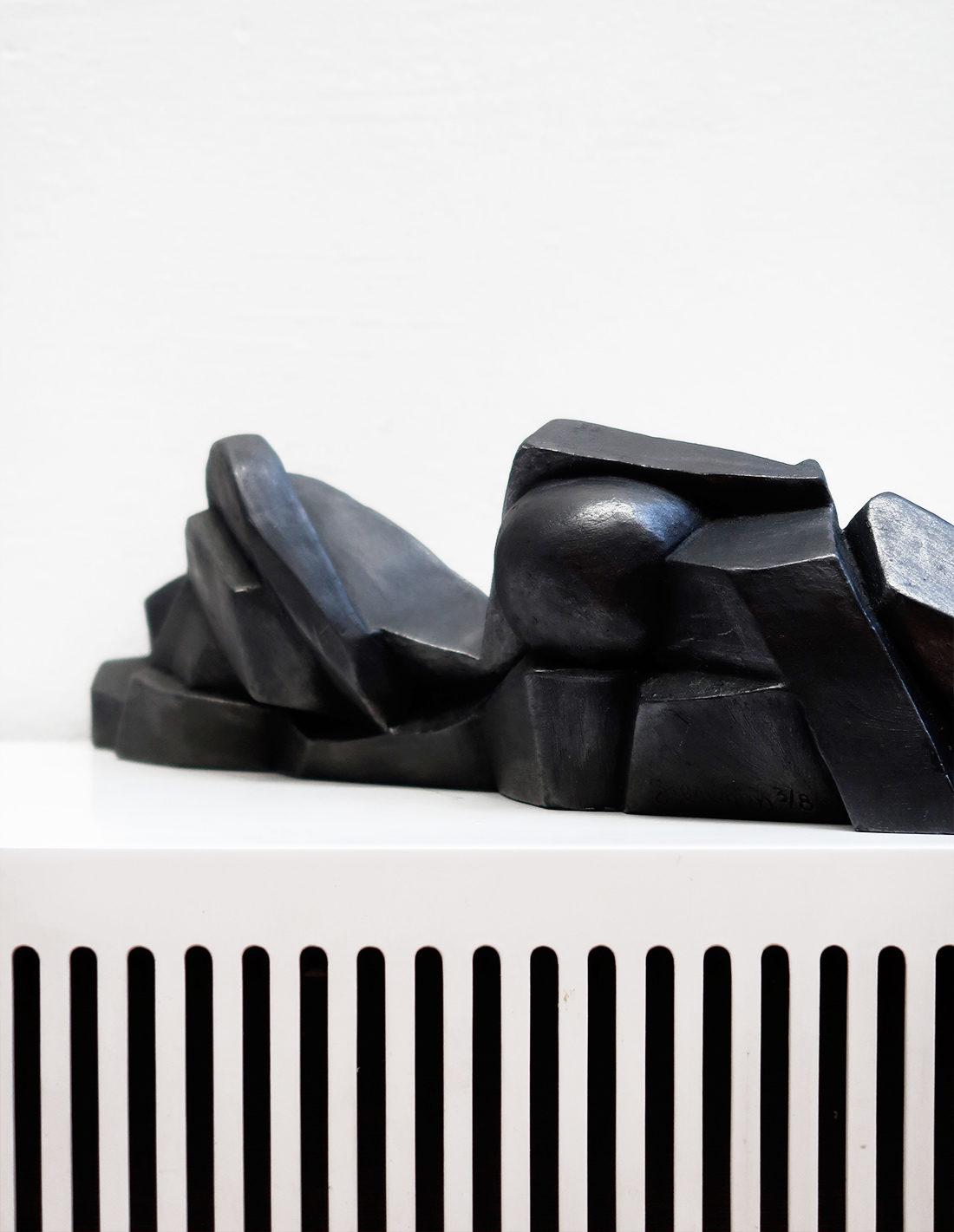 Patricia Zieseniss - Sculpture - Le Repos
