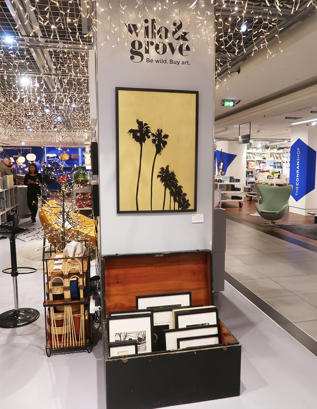 Pop up - Galeries Lafayette Maison