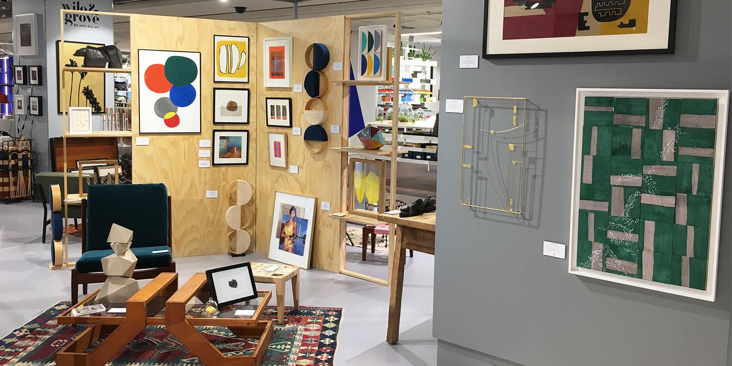 Pop up - Galeries Lafayette Maison