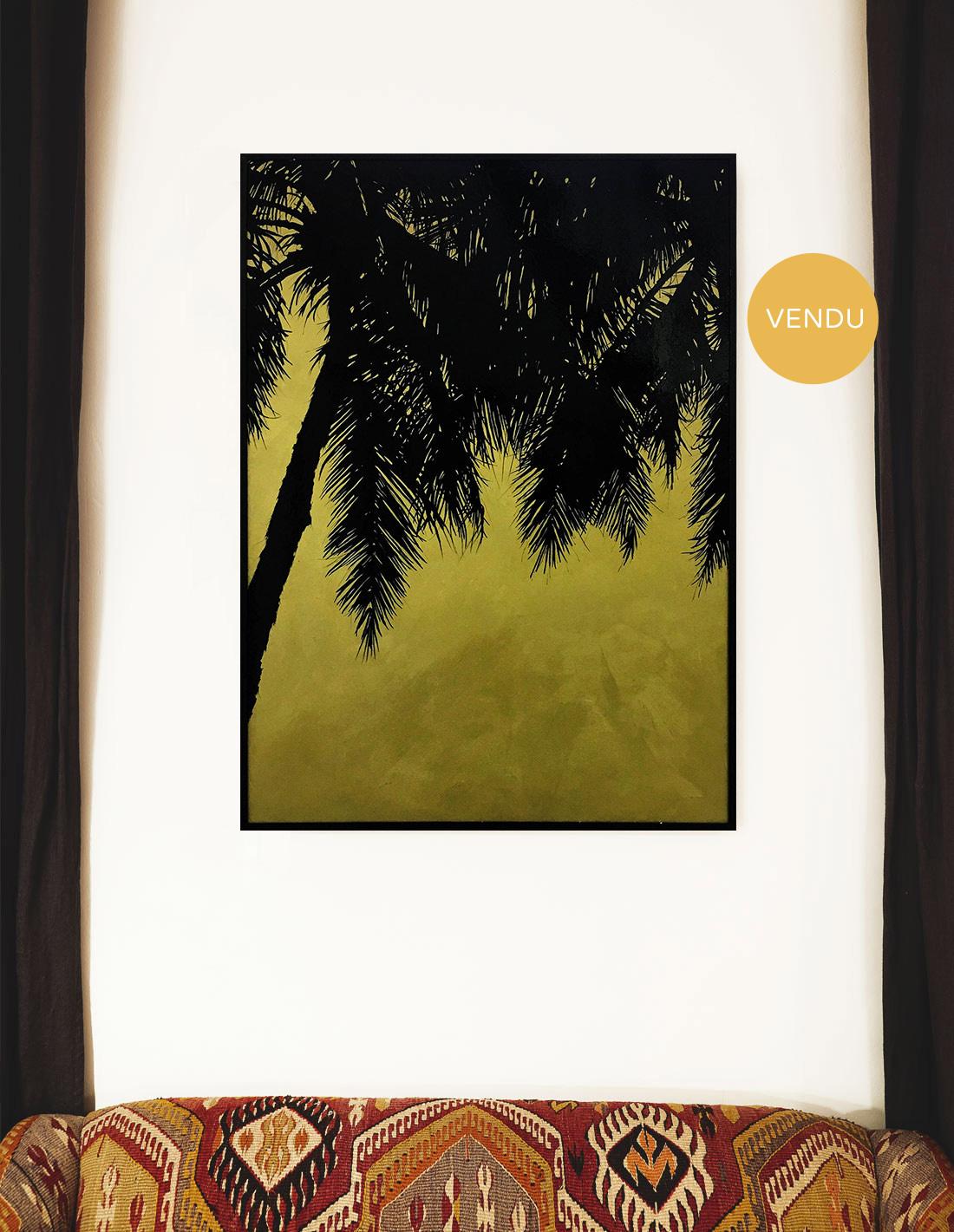 Hubert Jouzeau - Palmtree