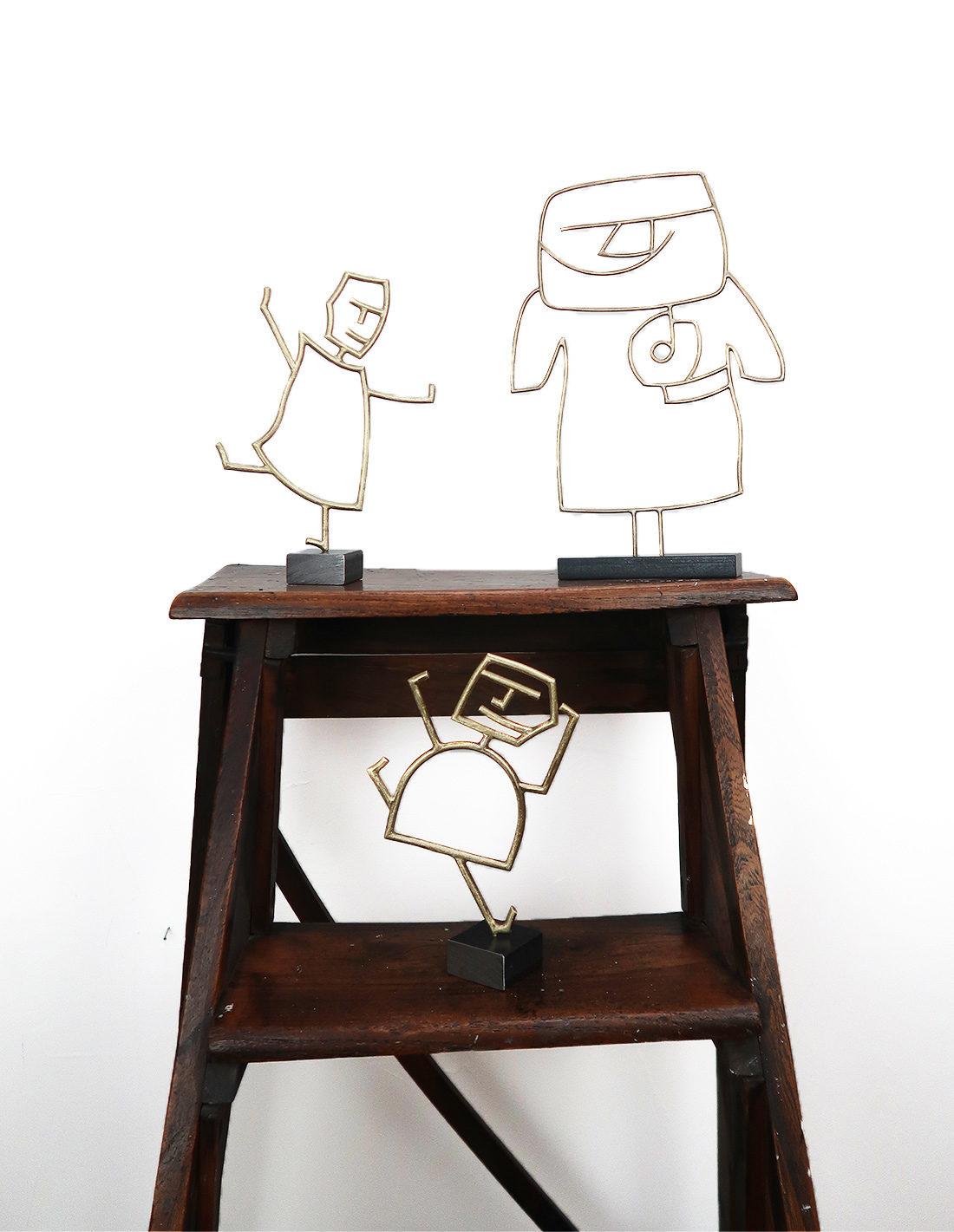 Lucia Volentieri - Sculptures