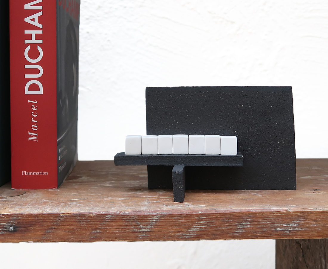 Agnès Nivot - Sculpture - Collection cubes
