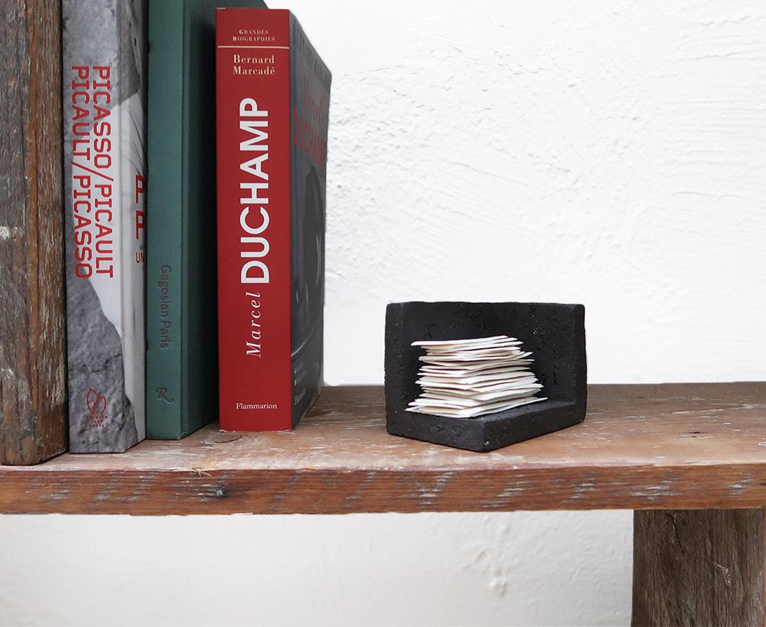 Agnès Nivot - Sculpture - Collection tablettes