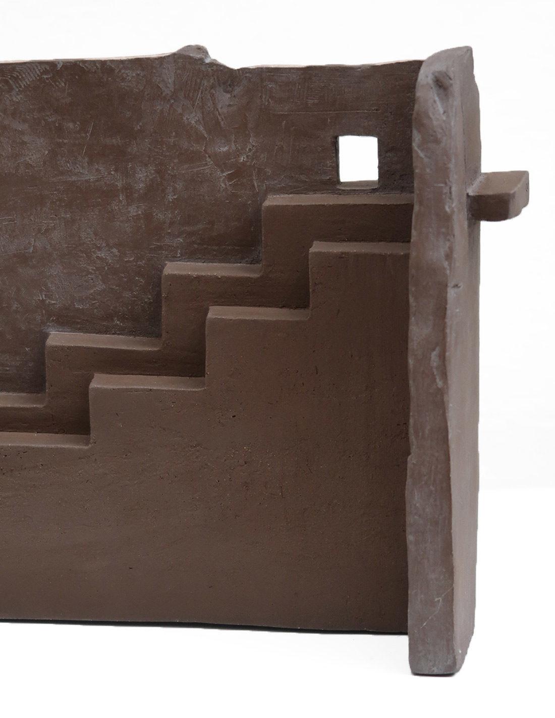 Agnès Nivot - Sculpture - Escaliers Hacienda