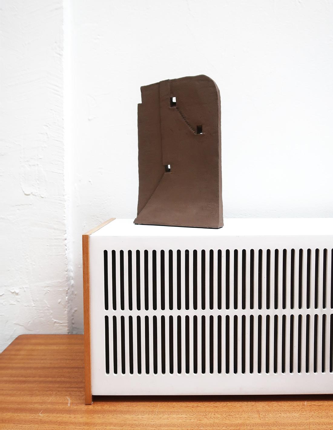 Agnès Nivot - Sculpture - Escaliers Paroi 2