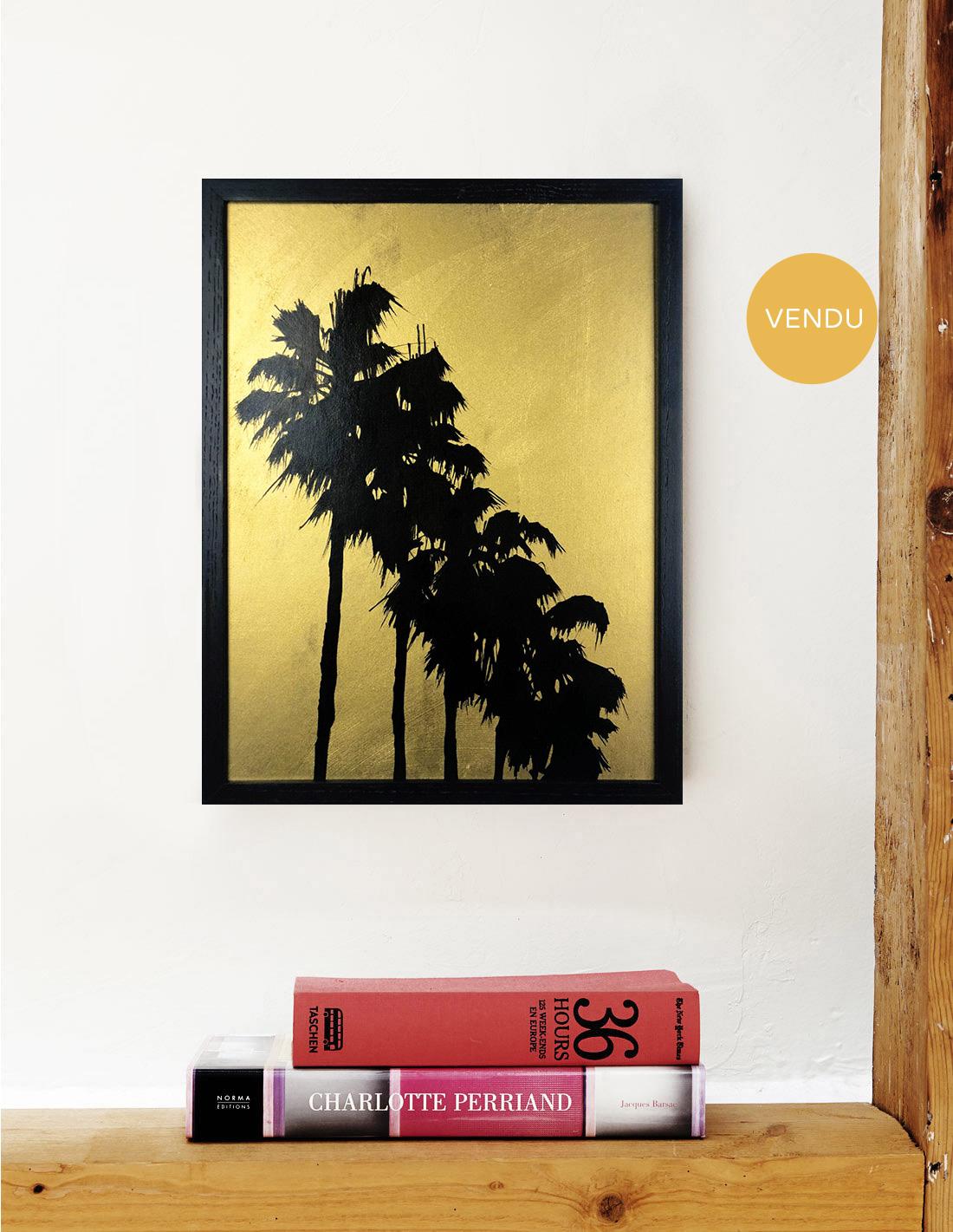 Hubert Jouzeau - Moyens palmtrees
