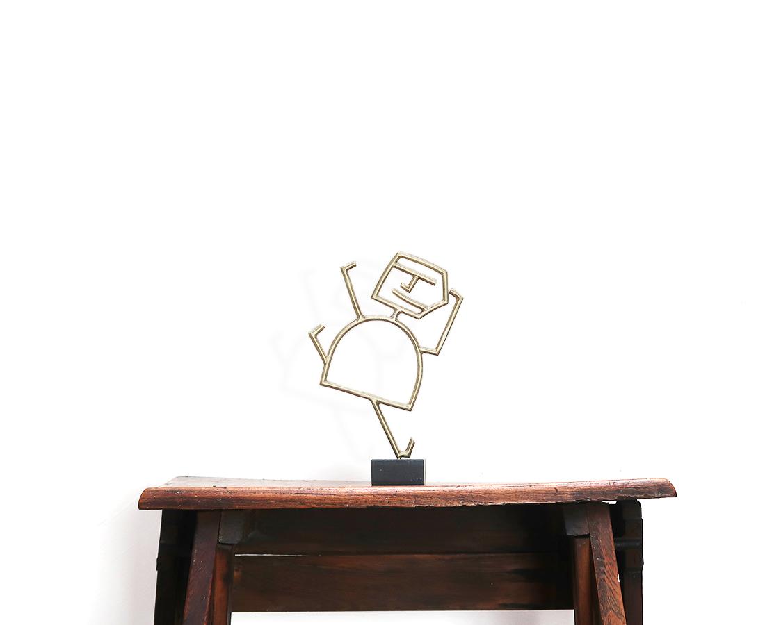 Lucia Volentieri - Sculpture - Piro