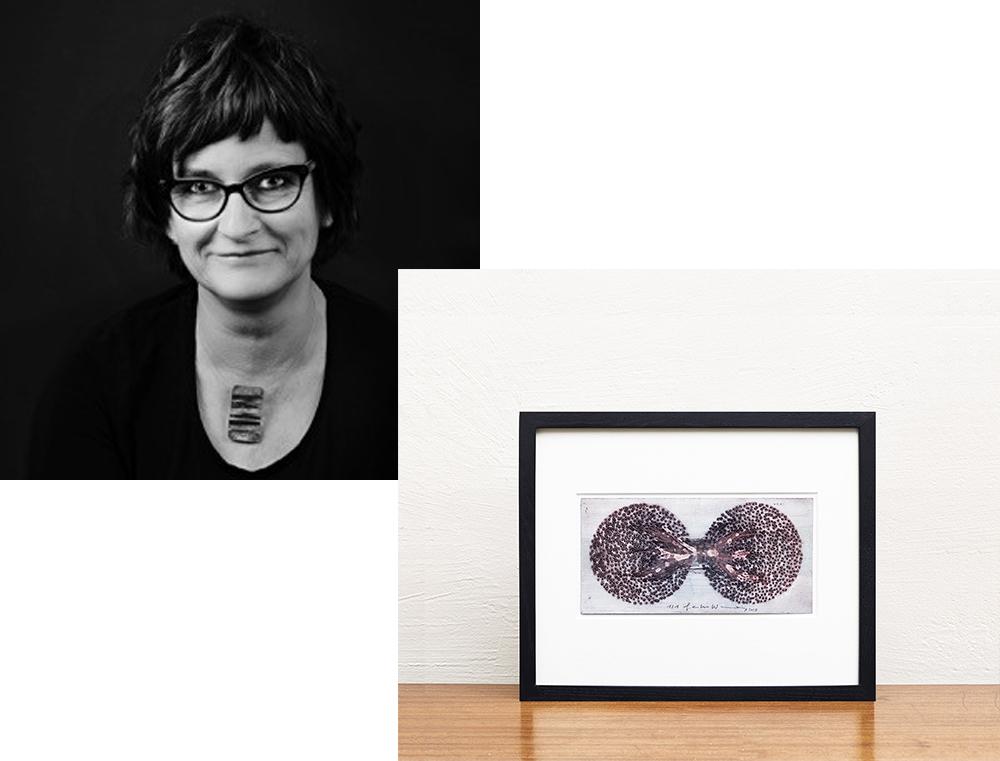 Portrait artiste - Gabi Wagner