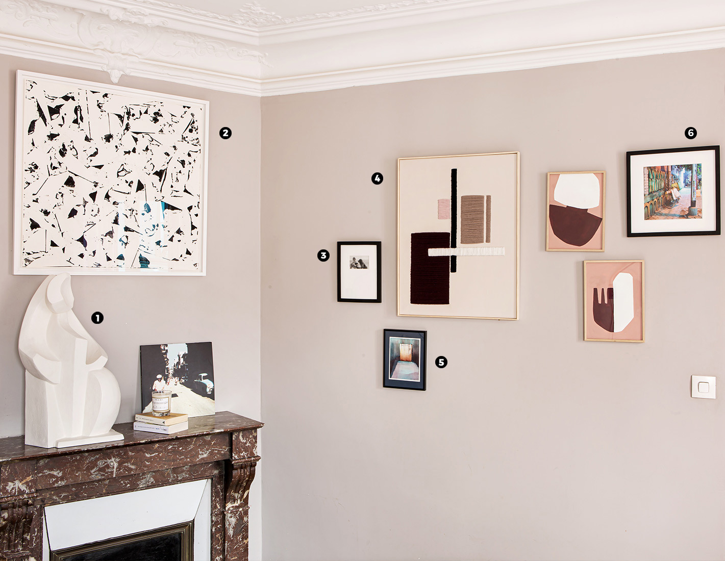 BE JAZZY - Chambre d'enfant
