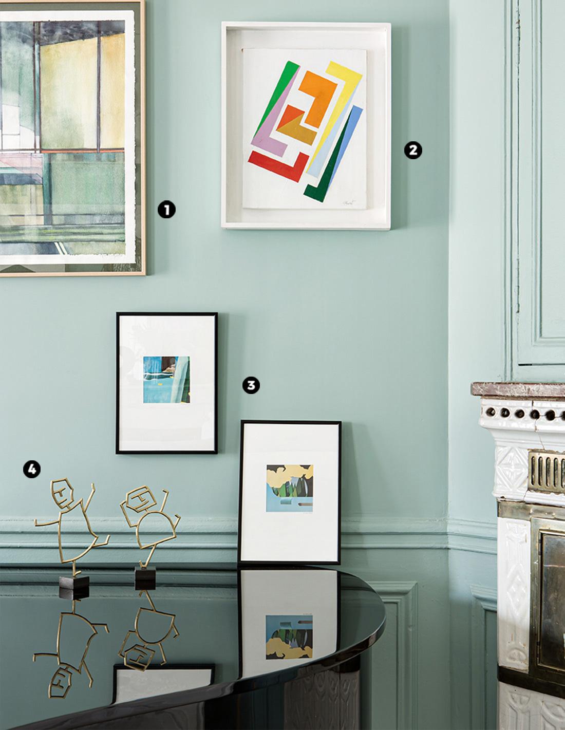 BE JAZZY - Salon avec piano et oeuvres Pascaline Sauzay et Joël Froment