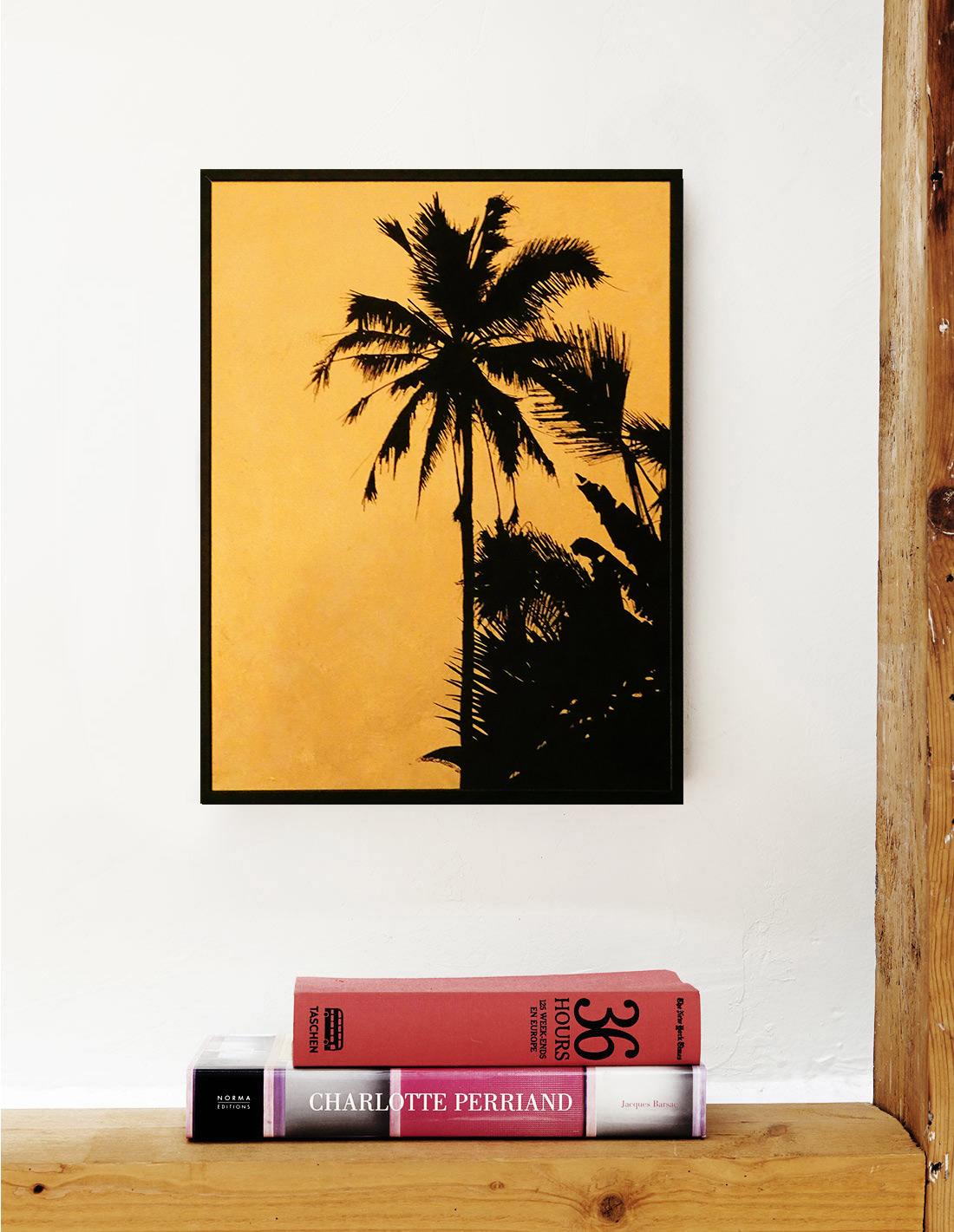 Hubert Jouzeau - Moyens palmtrees 14