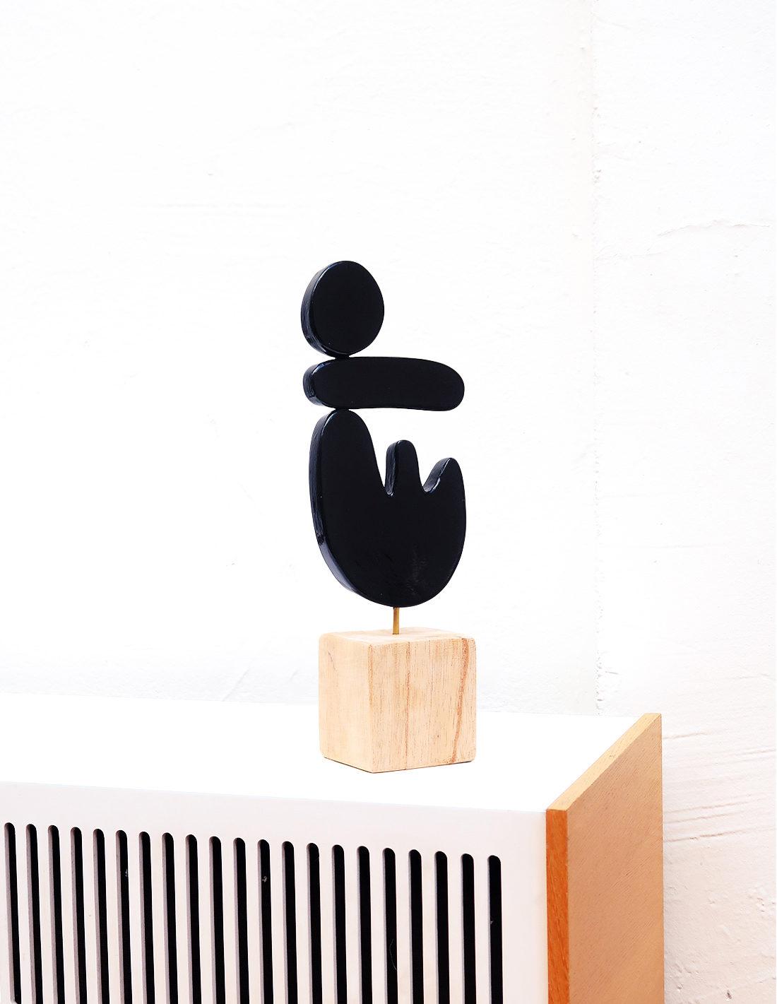 Amélie Dauteur - Sculpture en céramique - Kao
