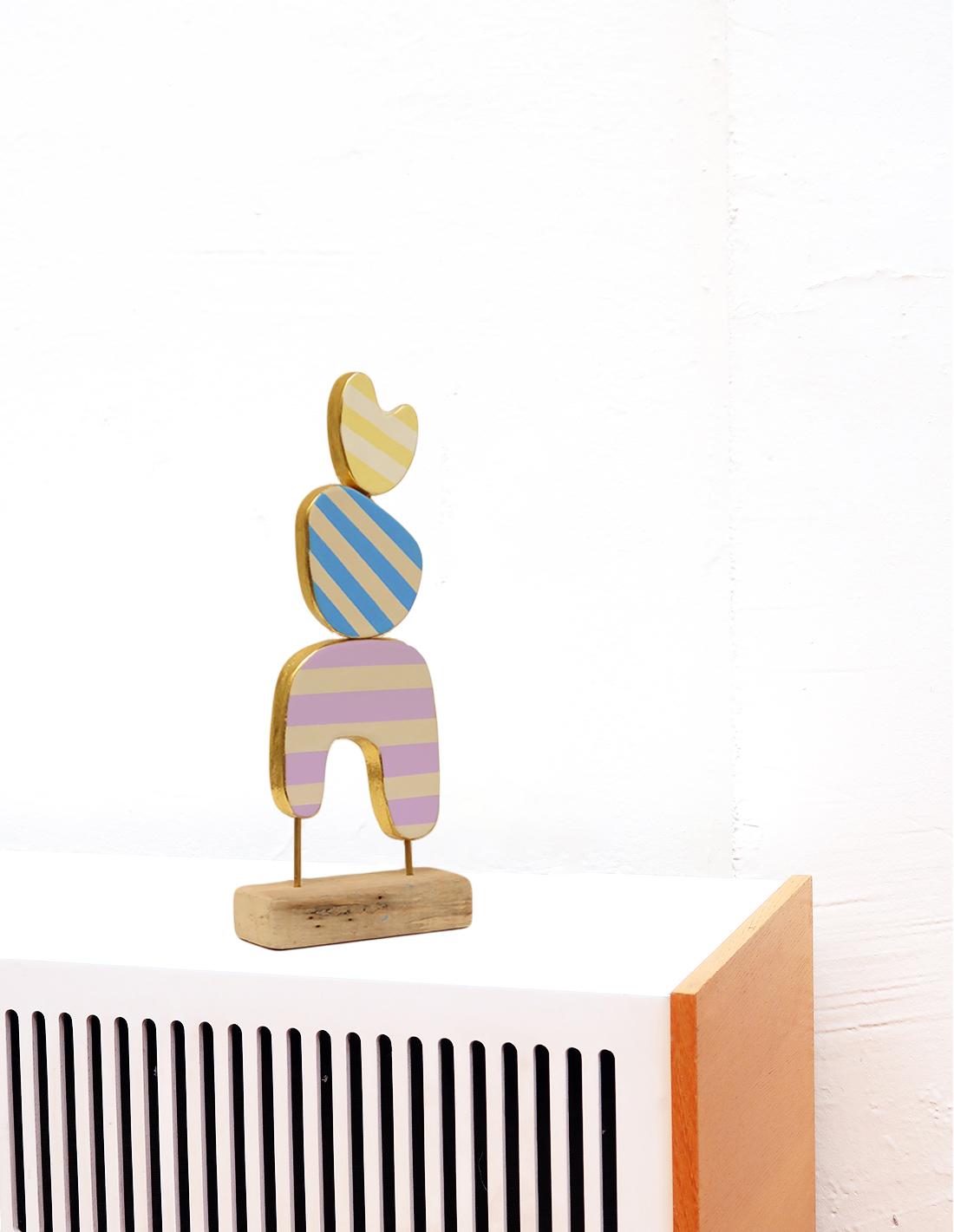 Amélie Dauteur - Sculpture - Circus