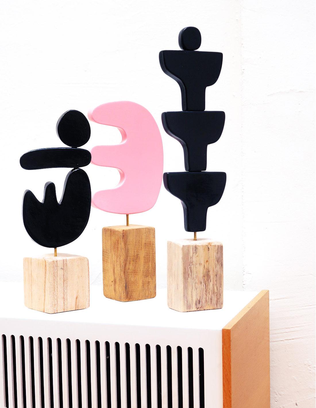 Amélie Dauteur - SculptureS en céramique