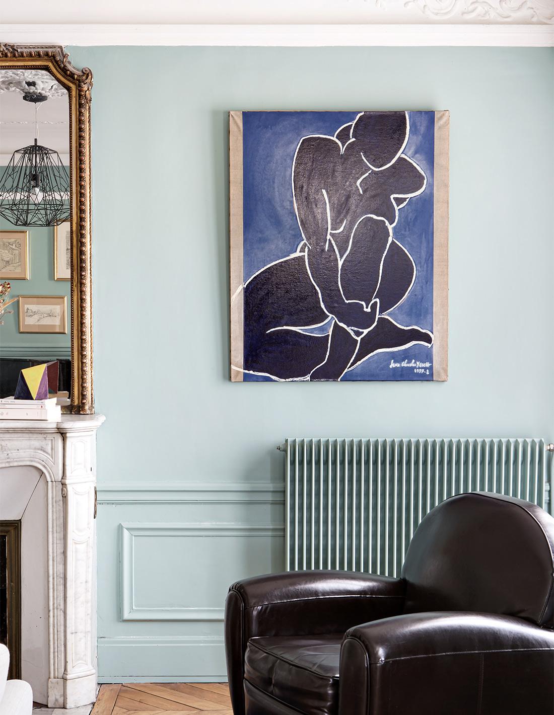 Wilovers Estelle & Romain - Peinture Jean-Charles Yaïch