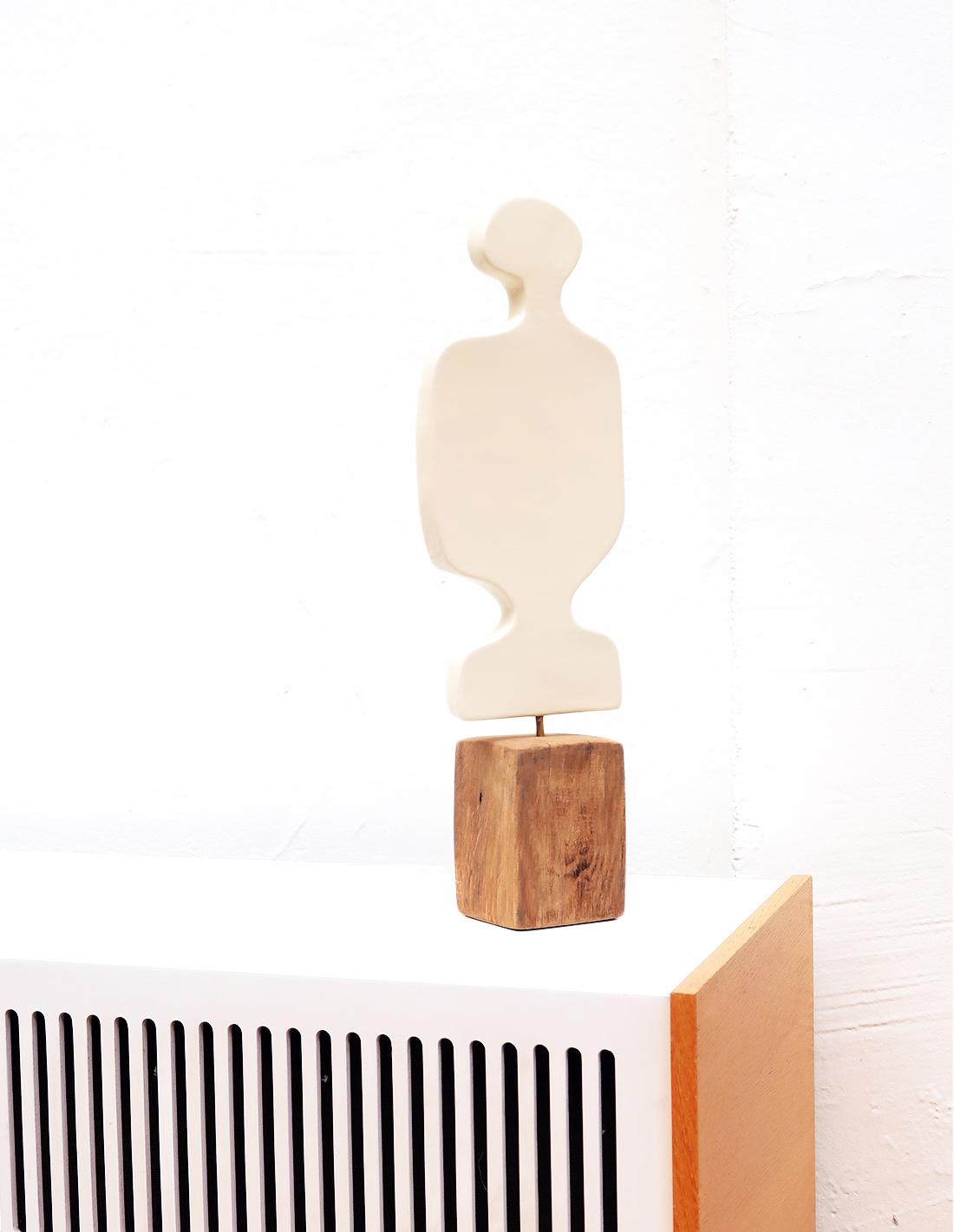 Amélie Dauteur - Sculpture en céramique - Onna