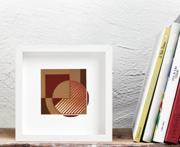 Marion Pillet - Oeuvre sur papier -Sunset Insitu