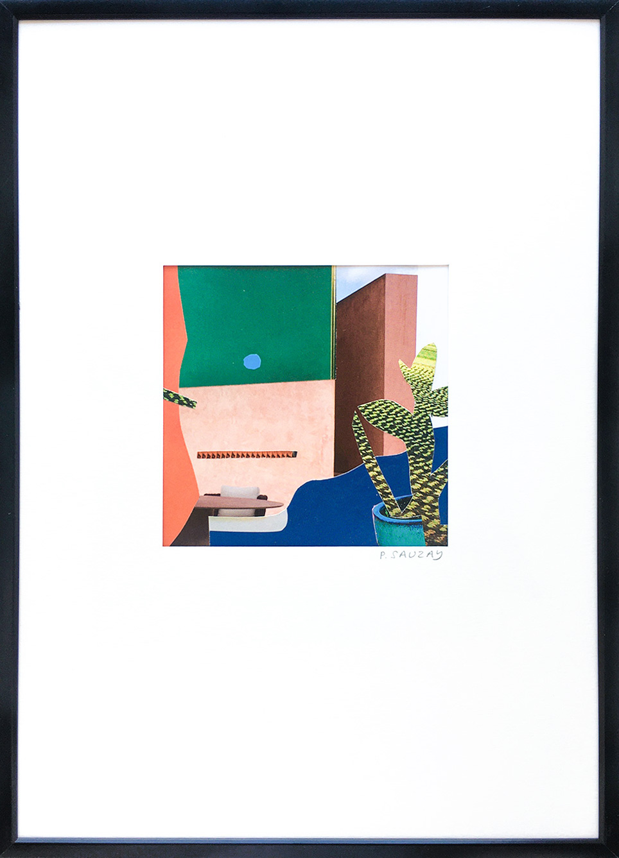 Pascaline Sauzay- Variation Imaginaire 19 - Packshot 30x30