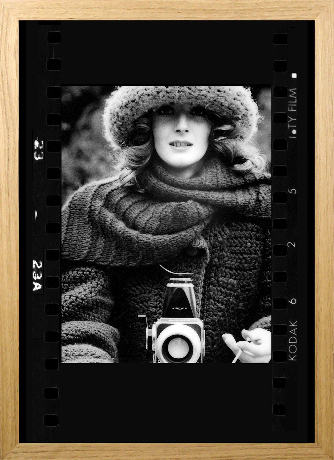 Hervé de Mestier - Photographie de mode vintage - Hassellblad
