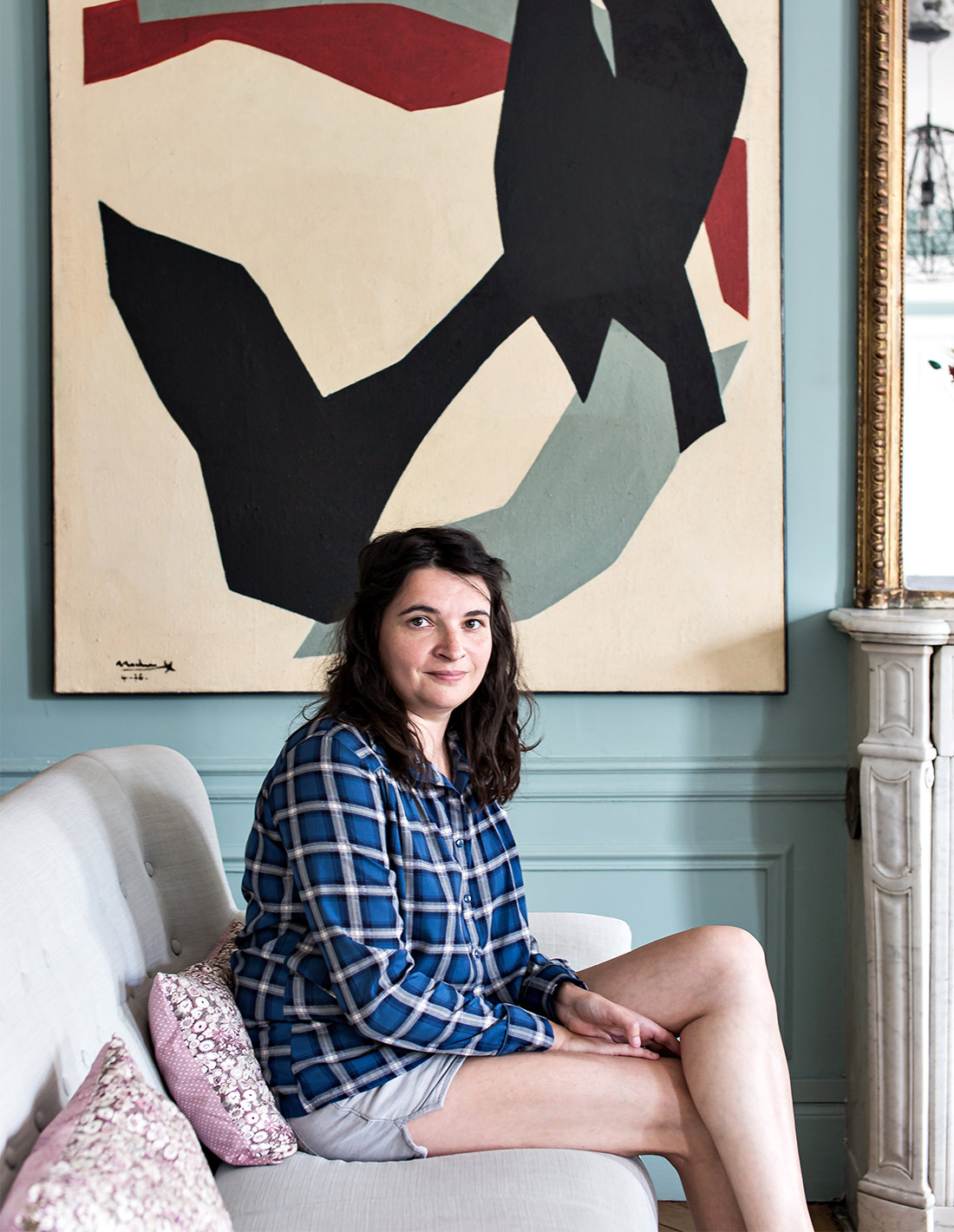 Portrait Grand Wilover Estelle