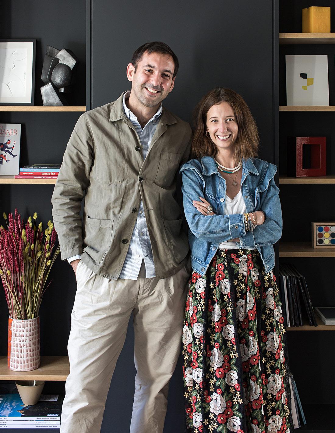 Portrait des Wilovers Yann et Laure