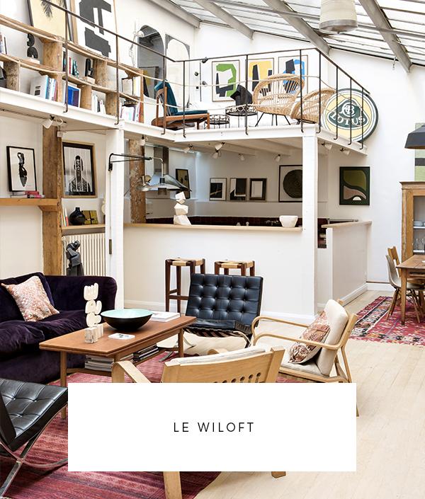 Photo d'entrée Le Wiloft