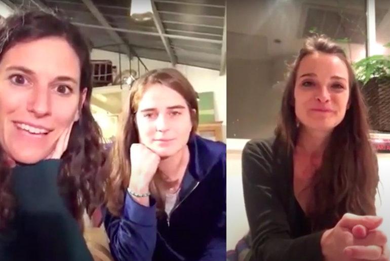 Interview de Anne Brun