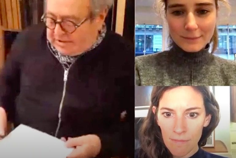 Interview de Jean-Charles Yaïch