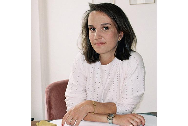 Portrait de Alice Fournier